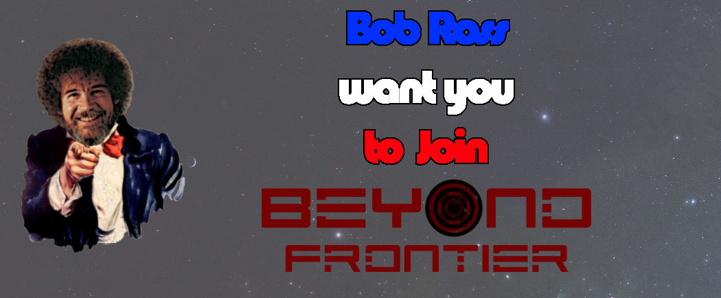 Beyond Frontier recrute!